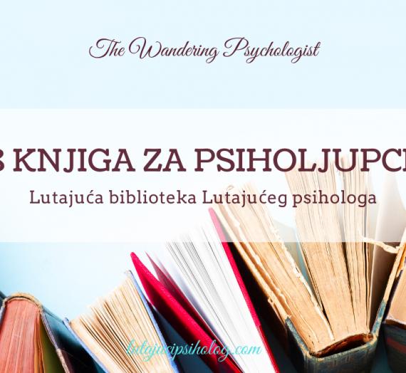 8 knjiga za ljubitelje psihologije