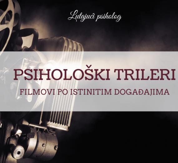 Psihološki trileri – preporuke filmova